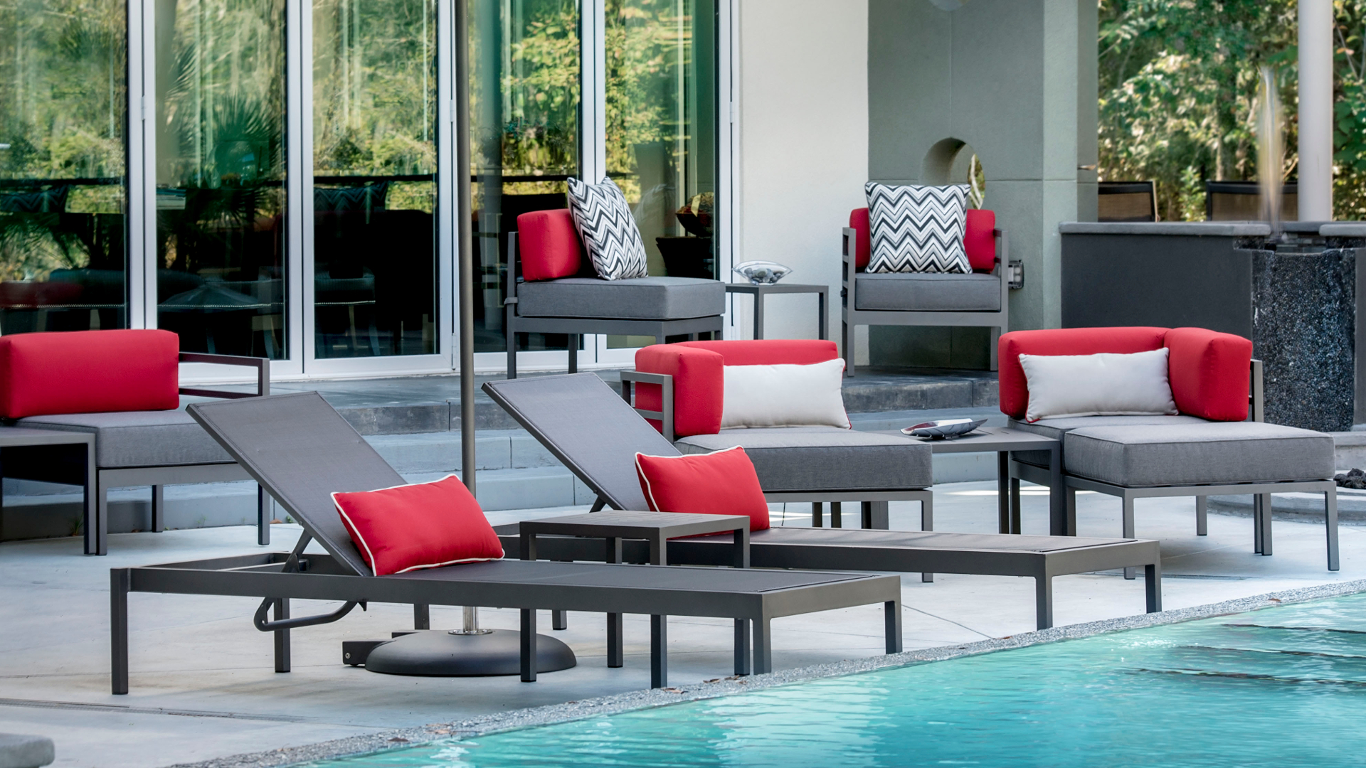 Admiral | Commercial Outdoor Pool Furniture